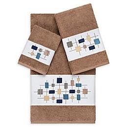 Linum Home Textiles Khloe 3-Piece Bath Towel Set