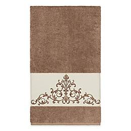 Linum Home Textiles Scarlet Crest Bath Towel