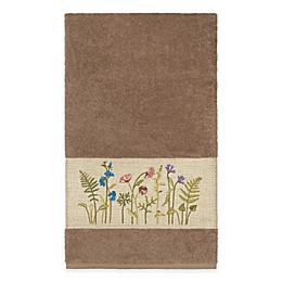 Linum Home Textiles Serenity Wildflower Bath Towel
