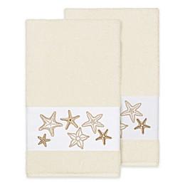 Linum Home Textiles Lydia Bath Towels (Set of 2)