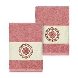 Linum Home Textiles Isabella Washcloths (Set of 2)