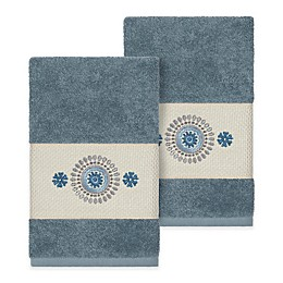 Linum Home Textiles Isabella Hand Towels (Set of 2)