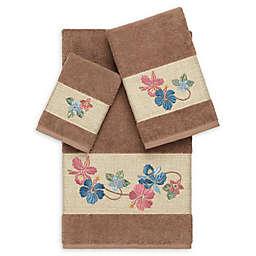 Linum Home Textiles Caroline Bath Towel Collection