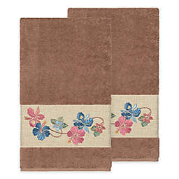 Linum Home Textiles Caroline Bath Towel (Set of 2)