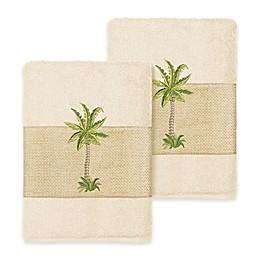 Linum Home Textiles Colton Washcloths (Set of 2)