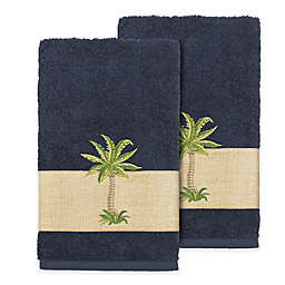 Linum Home Textiles Colton Hand Towels (Set of 2)