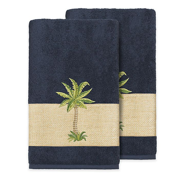 Alternate image 1 for Linum Home Textiles Colton Bath Towel Collection