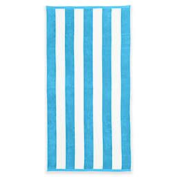 70356a33e6a cabana stripe beach towel | Bed Bath & Beyond