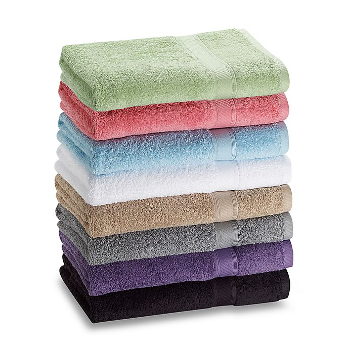 Alternate image 1 for Lasting Color Cotton Bath Towel Collection by WestPoint Home™