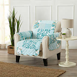 Great Bay Home Patchwork Chair Protector
