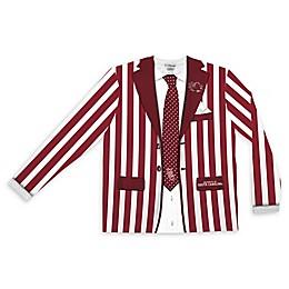 University of South Carolina Men's Striped Faux Suit Long Sleeve T-Shirt