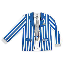 Seton Hall University Men's Striped Faux Suit Long Sleeve T-Shirt