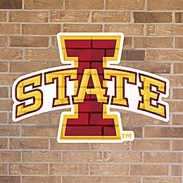 Iowa State University Logo Outdoor Decal