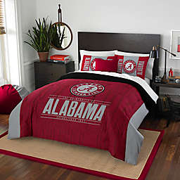 University of Alabama Embroidered King Comforter Set