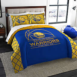 NBA Golden State Warriors Reverse Slam Comforter Set