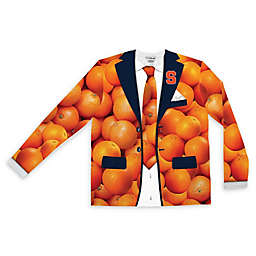 Syracuse University Men's Faux Oranges Suit Long Sleeve T-Shirt