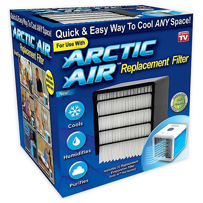 Arctic Air Replacement Filter For Tabletop Evaporative Air Cooler Bed Bath And Beyond Canada