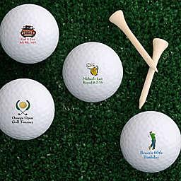 You Design It Golf Balls (Set of 12)