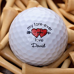 Loving Hearts Golf Balls (Set of 12)