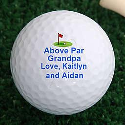 Above Par Golf Balls (Set of 12)