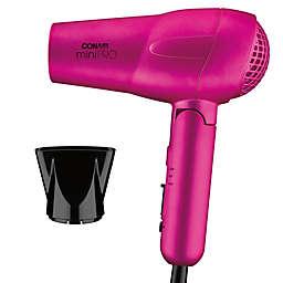 Conair® Mini Pro Tourmaline Ceramic™ Hair Dryer in Pink