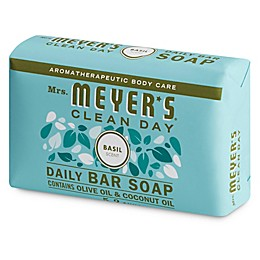Mrs. Meyer's® Clean Day Basil 5.3 oz. Daily Bar Soap