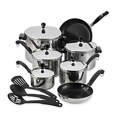 Farberware® Classic Series™ 15-Piece Cookware Set
