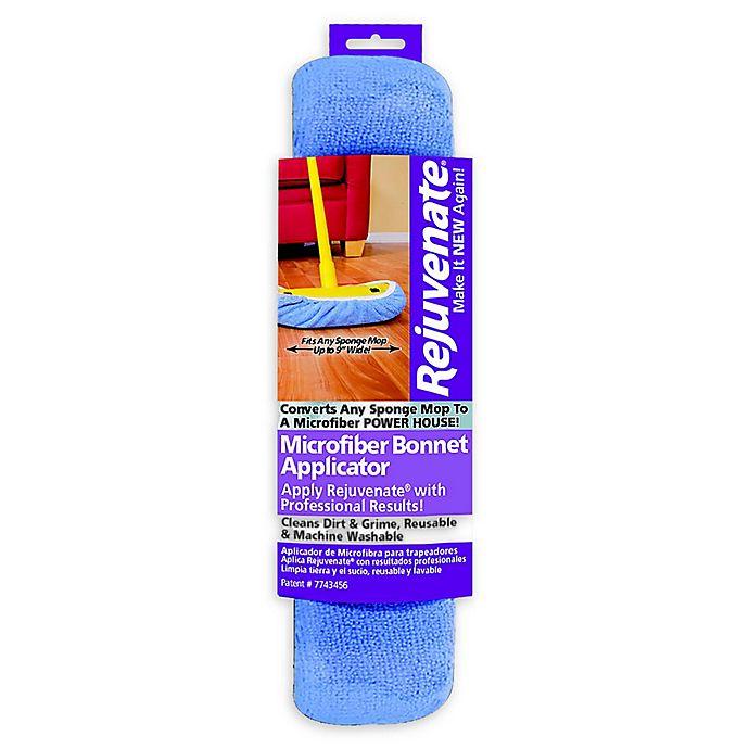 Alternate image 1 for Rejuvenate® Microfiber Mob Bonnet in Purple