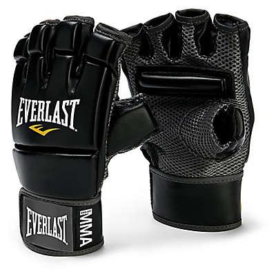 Everlast® MMA Kickboxing Gloves in Black