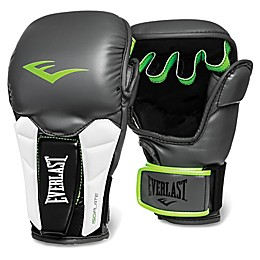 Everlast Prime MMA Universal L/XL Training Gloves in Grey