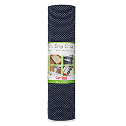 Con-Tact® Brand Grip Ultra Non-Adhesive Shelf and Drawer Liner in Navy