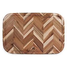 "Architec® Madeira Herringbone 13"" x 19"" Cutting Board"