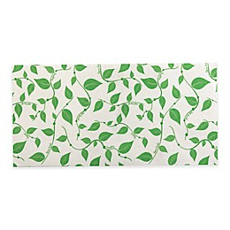 The Original 3-Count Refrigerator Shelf Bin Liners in White/Green