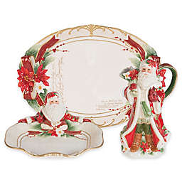 Fitz and Floyd® Cardinal Christmas Serveware Collection