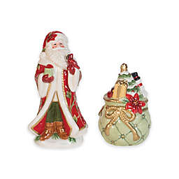 Fitz and Floyd® Cardinal Christmas Salt and Pepper Shakers