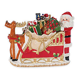 Fitz and Floyd® Reagan White House Toyland Christmas Cookie Jar