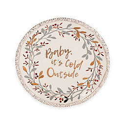 Fitz and Floyd® Wintry Woods Holiday Plate