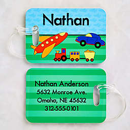 Just For Him Luggage Tags (Set of 2)