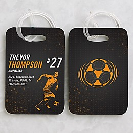Sports Enthusiast Luggage Tags (Set of 2)