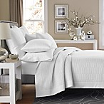 Real Simple® Dune Full/Queen Reversible Coverlet in White