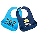 Bella Tunno 2-Piece Hangry Wonder Bib Set