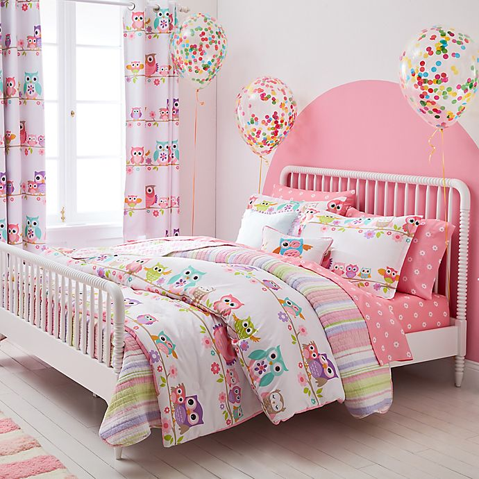 Alternate image 1 for Mi Zone Kids Wise Wendy Bedding Collection