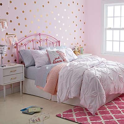 Laura Hart Kids Dot Pinch Pleat Duvet Cover Set