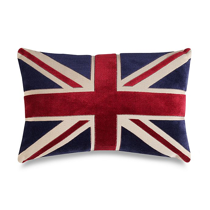 Alternate image 1 for Union Jack 20-Inch Decorative Throw Pillow