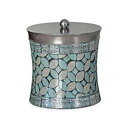 NuSteel Sea Foam Jar with Lid in Mosaic