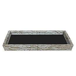 NuSteel Rustic Vanity Tray in Antique