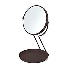 See Me Orb 5x Vanity Mirror in Black