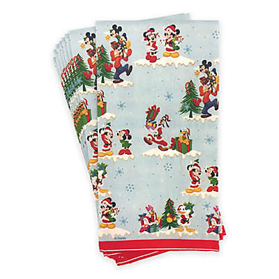 Disney® Mickey Mouse and Friends Holiday 20-Pack Paper Guest Towels