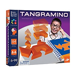 FoxMind Games Tangramino Brain Teaser Puzzle