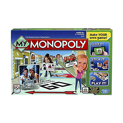 Hasbro My Monopoly Board Game